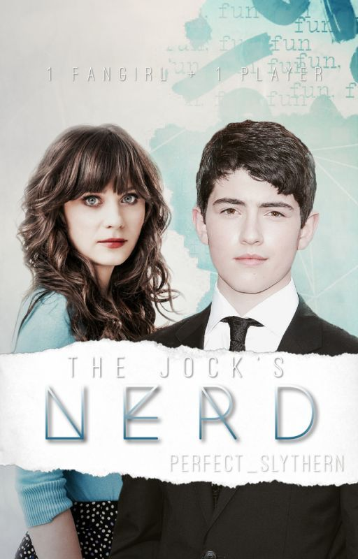 The Jock's Nerd by perfect_slytherin