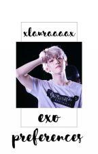 Kpop Preferences by xlauraaaax