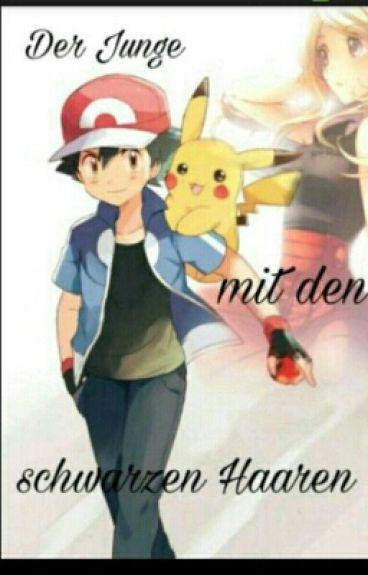 Der Junge Mit Den Schwarzen Haaren || #Amourshipping  ♡ | Pokémon