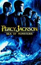 Reading Percy Jackson and the Sea of Monsters by Faline_Bells