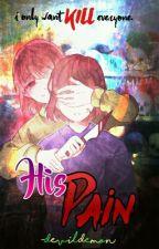 ■His Pain■ |Charisk| ▶Undertale◀ by -DevilDemon