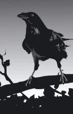 El Cuervo - Edgar Allan Poe by Shaggy_Morera
