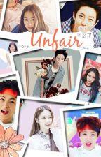 Unfair 『不公平 』♢NCT- Renjun♢ by KookieBxtterfly