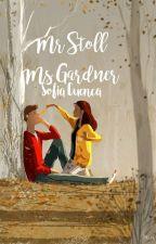Mr. Stoll & Ms. Gardner by ZofiBerry