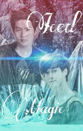 Iced Magic {SuLay} by Kaiosei-Cifer