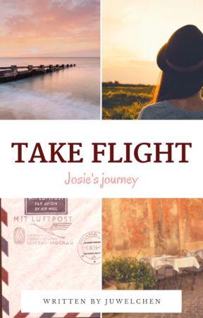 Take Flight - Josie's journey by Juwelchen