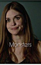 Monsters | The Originals by kells00
