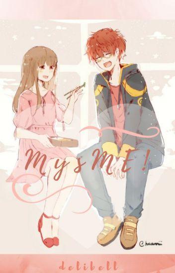MysME! [Luciel Choi x Reader]