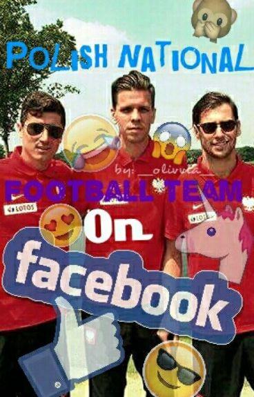 Polish National Football Team On Facebook