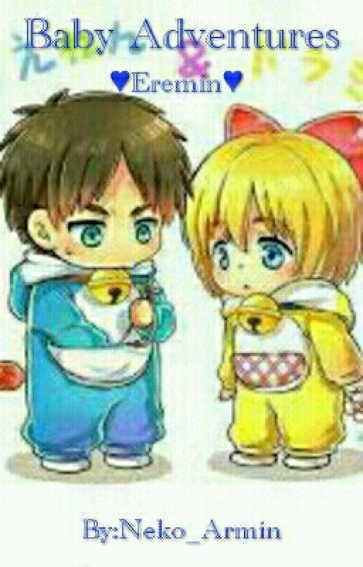 Baby Adventures♥Eremin♥ by Neko_Armin