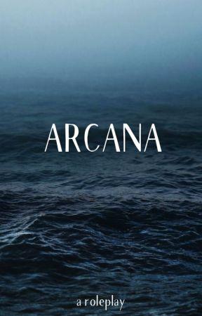 Arcana by MahoganyGreen