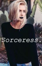 Sorceress by Midnight_Darck_Hope