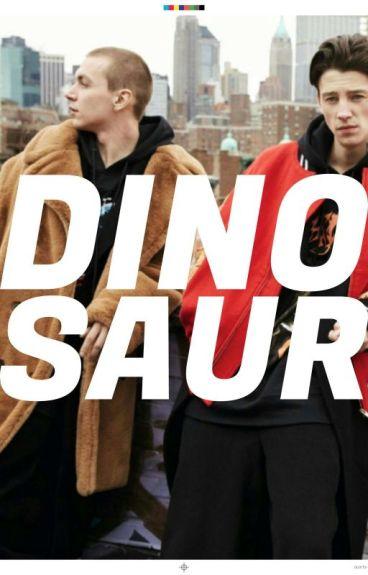 dinosaur / jikook