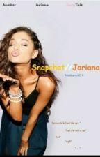 Snapchat\\Jariana by abebareid14