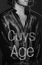 Guys My Age ❁ Muke A. U by courtxmae