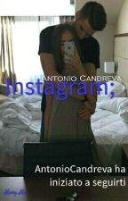 Instagram; Antonio Candreva by Mery_Me_