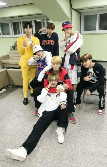 BTS IN LOVE