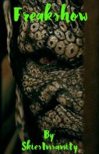 Freakshow: Killer Croc Fanfiction by SkiesInsanity