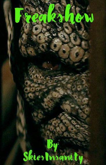 Freakshow: Killer Croc Fanfiction