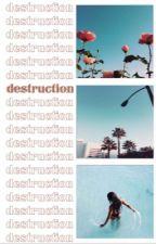 destruction - s.s by lately-