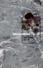 introverted. ↠ joseph morgan by spookycaspian