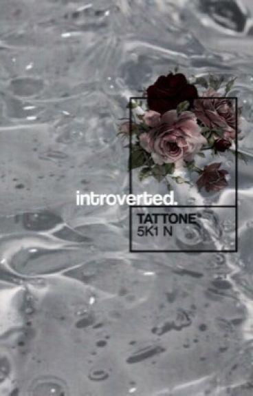 introverted. ↠ joseph morgan