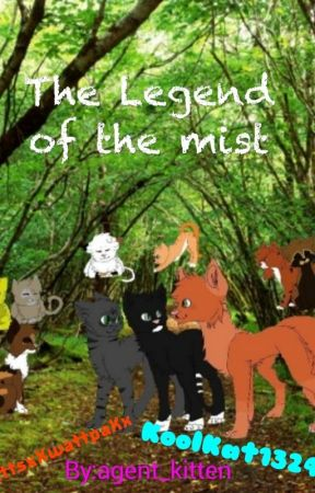 The Legend Of The Mist: A New Rule by agent_kitten
