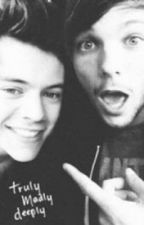Playing for Keeps (Larry Stylinson) by vanillahugstylinson