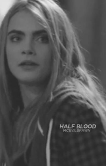 HALF BLOOD → TEEN WOLF