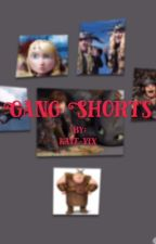 Httyd shorts by kate-vix