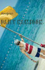 「Daily Namjoon.」 by blondjimin