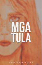 Mga Tula by overthinkingpen