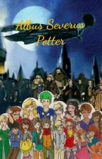 Albus Severus Potter: La Última Batalla [Cancelada] by ImIR_a