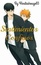 Sentimientos confusos  (kageHina, KuroKen, TsukkiYama) by Hinatashouyo65