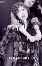 All I want is you(Camren) by Canolaoilonfleek