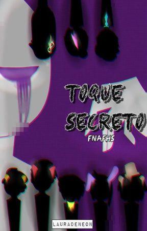 Toque Secreto - FNAFHS [FoxyxMangle] [BonxBonnie] by LauraDeNeon