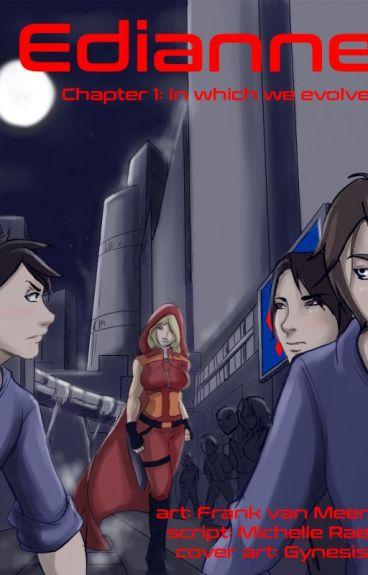Edianne - A Webcomic by RaeKitano