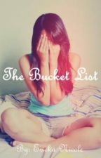 The Bucket List (Currently On-Hold) by strawberryposh_14