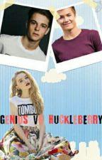 Genius Vs Huckleberry by LucayaStoriesVI