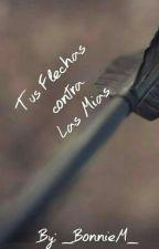 Tus Flechas contra Las Mías (Daryl y tú) by _BonnieM_