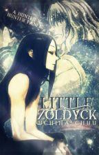 Little Zoldyck  by Uchiha-chuu