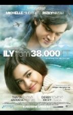 I LOVE YOU From 38000 FT by ClarisaDwiWiryanti1