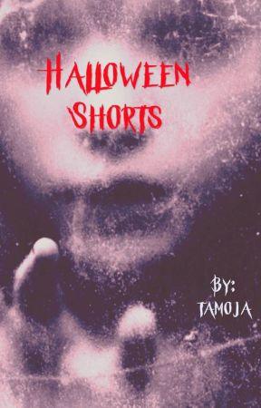 Halloween Shorts by tamoja