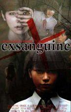 Exsanguine (#TheDiamondAwards2017) by bleulogy