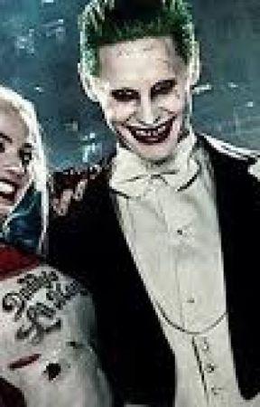 Harley Quinn x Joker. by radarmisidk