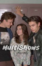 MULTISHOWS ➙ gif series by jelanee