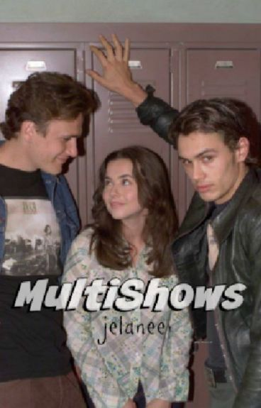 MULTISHOWS ➙ gif series