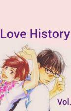 Love History Vol.0  by Anne_fujoshi