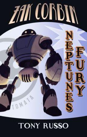 Zak Corbin: Neptune's Fury by TonyRusso