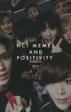 nct memes and positivity by PEACHENLE